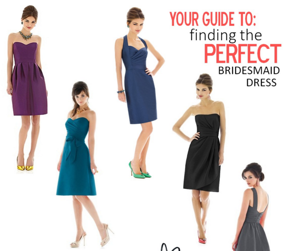 45ae387c5c Ever wonder what colors are considered the most flattering when it comes to bridesmaid  dresses  Hoping to find a dress that will look nice on everyone