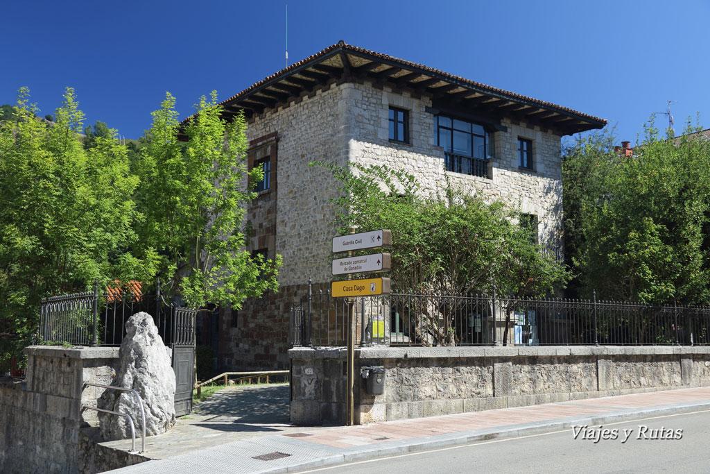 Casa Dago, Cangas de Onís, Asturias