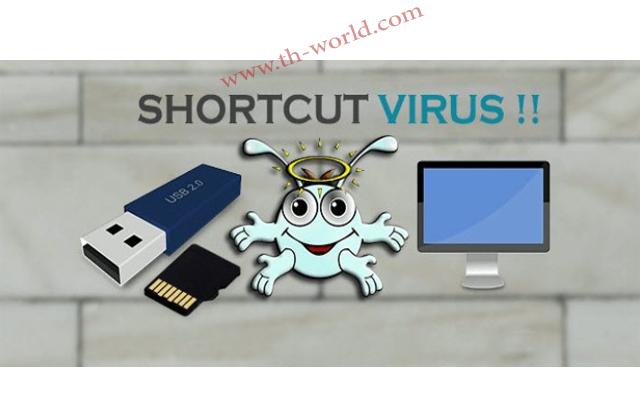 طريقة-حذف-فيروس-شورت-كت-من-الكمبيوتر-والفلاشة-وكارت-الميموري