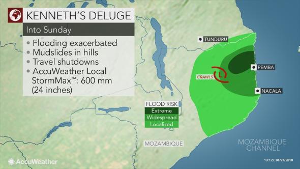 Новый фокус для ежедневной экстренной медитации: серьёзное наводнение в Мозамбике после циклона Кеннет Kenneth%2527s%2Bdeluge