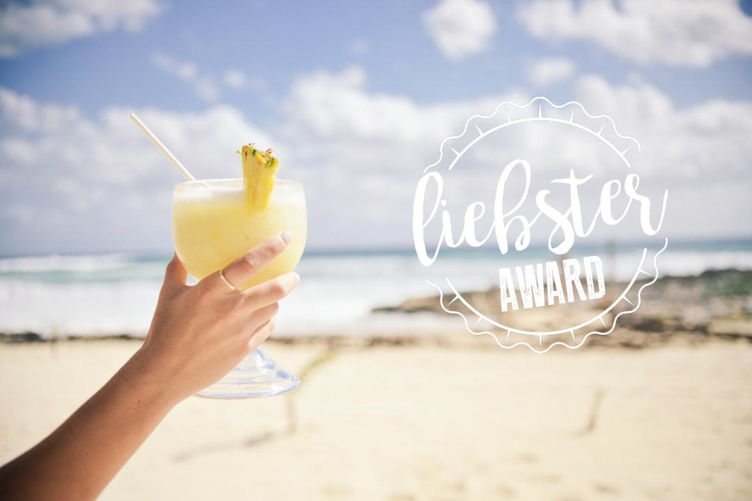 Lovely Brunette: Awarded the Liebster Award!