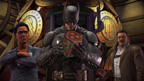Batman: The Enemy Within Çıkış Videosu