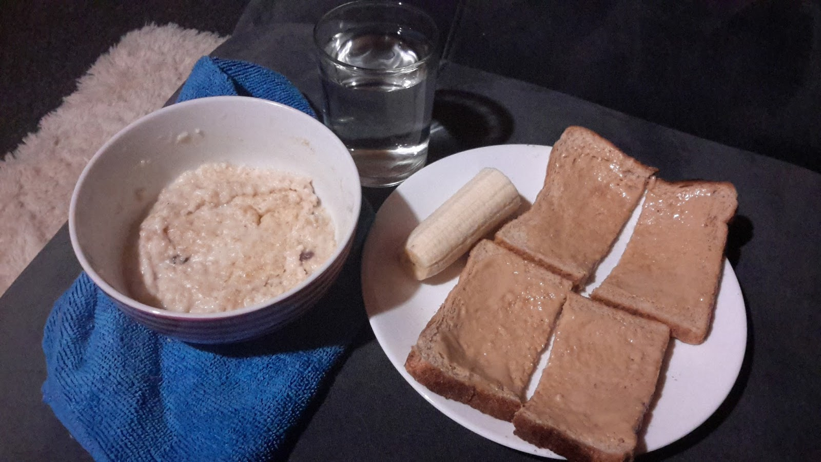 Fighting Anorexia: Photo food diary from yesterday
