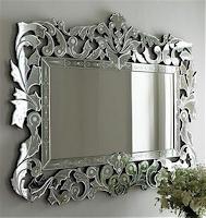 Dekoratif Duvar Ayna Modelleri
