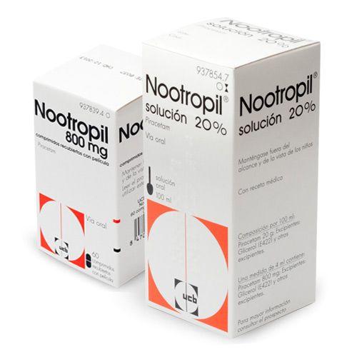 Nootropil Efectos Secundarios De Nootropil Piracetam