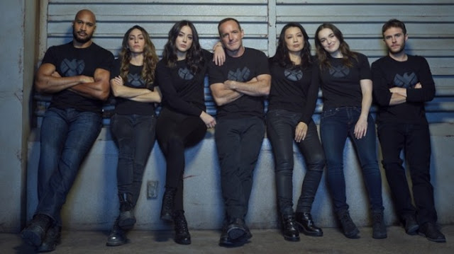 Agents of S.H.I.E.L.D. gets surprise renewal for season 7