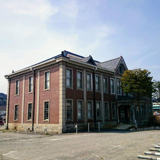 旧山一林組製糸事務所