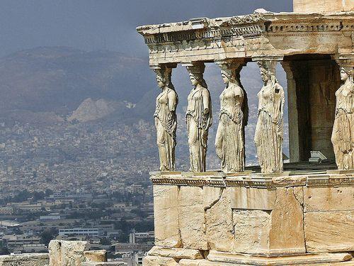 La huella griega en la actualidad Grecia