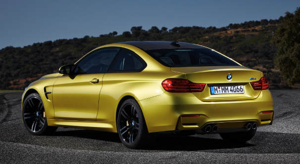 2016 BMW M4 Coupe DCT Competition Package Review