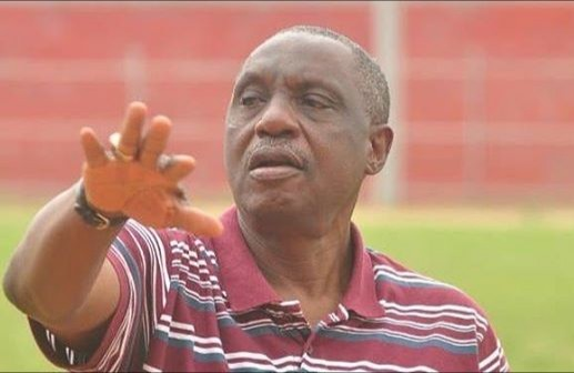 Former Secretary General of NFF, Taiwo Ogunjobi, is Dead. .
