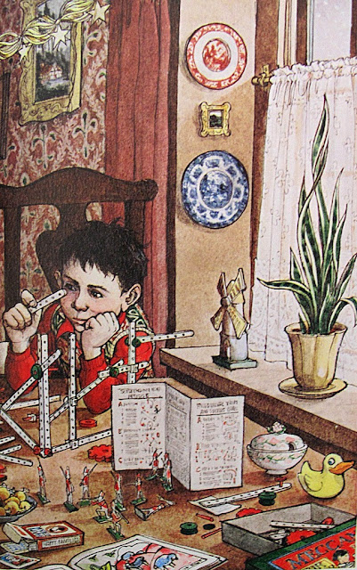 A Child's Christmas in Wales - illustration by Trina Schart Hyman