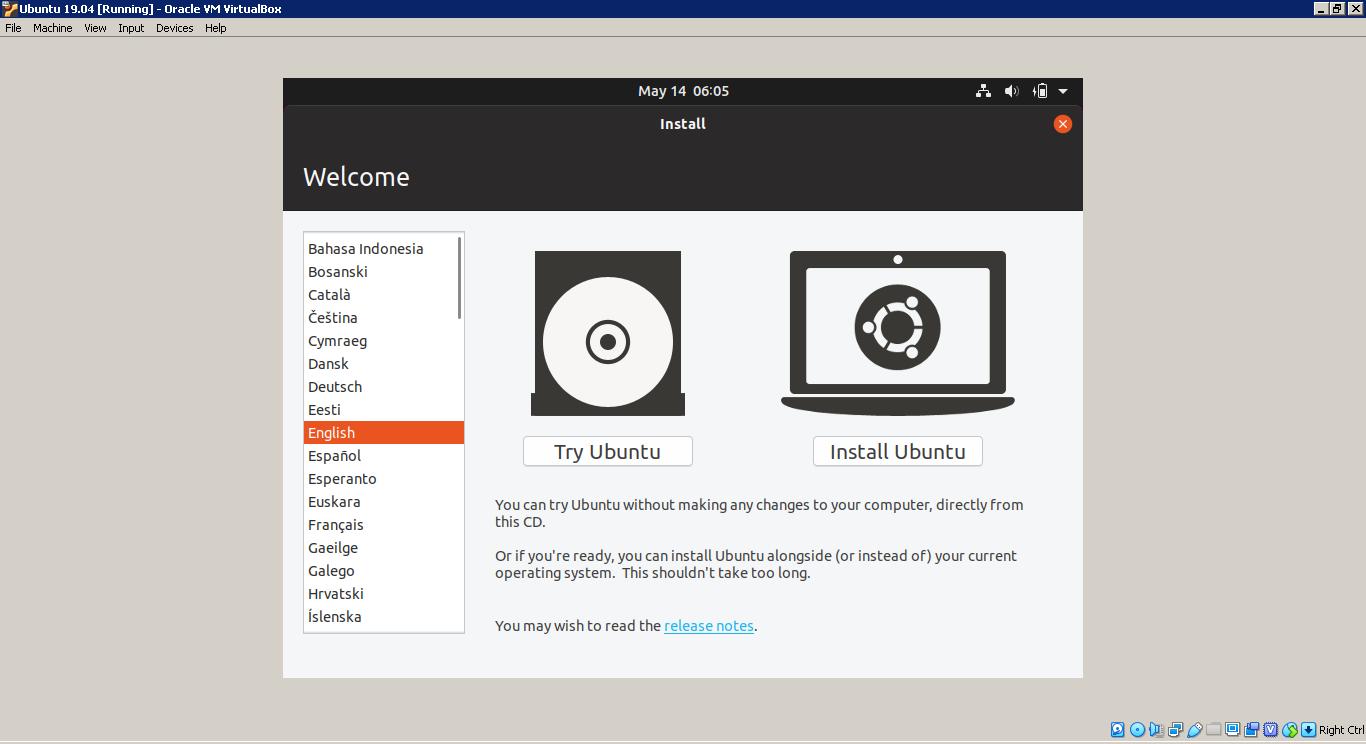 How To Install Ubuntu 18 04 and Ubuntu 19 04 64-bit on