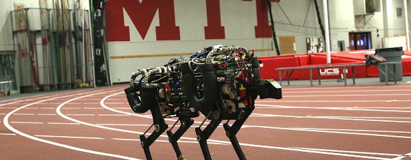 MIT 仿生機械實驗室的 Cheetah 2