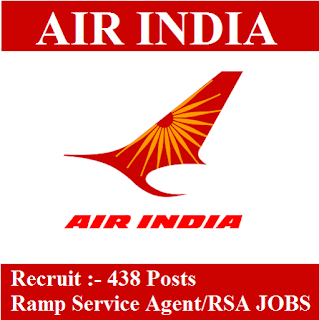 Air India Air Transport Services Limited, AIATSL, Air India, Ramp Service Agent, Graduation, freejobalert, Sarkari Naukri, Latest Jobs, aiatsl logo
