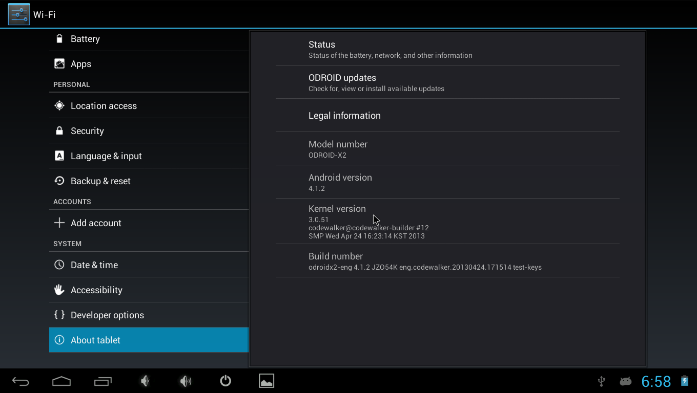 How to install the GMS apps for Android Beta 1 6 or higher