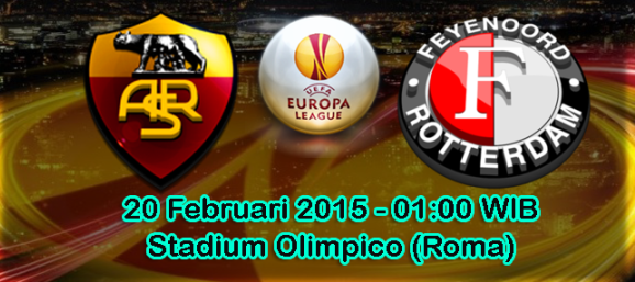 AS Roma Vs Feyenoord