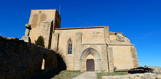 Gallipienzo, Iglesia de San Salvador.