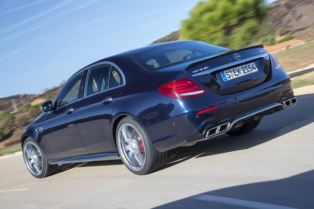 Mercedes-AMG E 63 S 4MATIC+ 2018