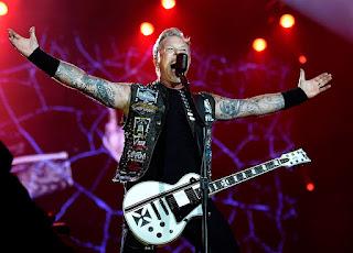James Hetfield - występy solowe i gościnne