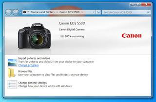 uso canon 1300d come webcam