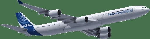 Airbus A340-600 alt modellere göre motor verileri...