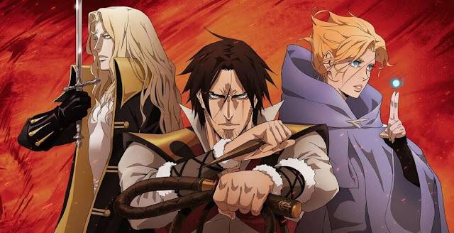 Análise Crítica – Castlevania: 2ª Temporada
