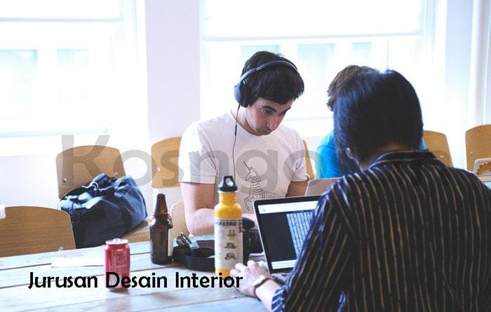 kuliah jurusan desain interior