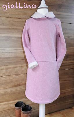 Winterkleid - Weihnachtskleid