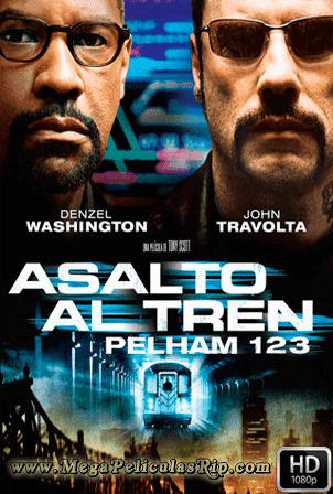 Asalto Al Tren Pelham 123 1080p Latino