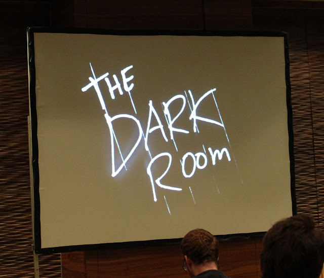 The Dark Room - John Robertson