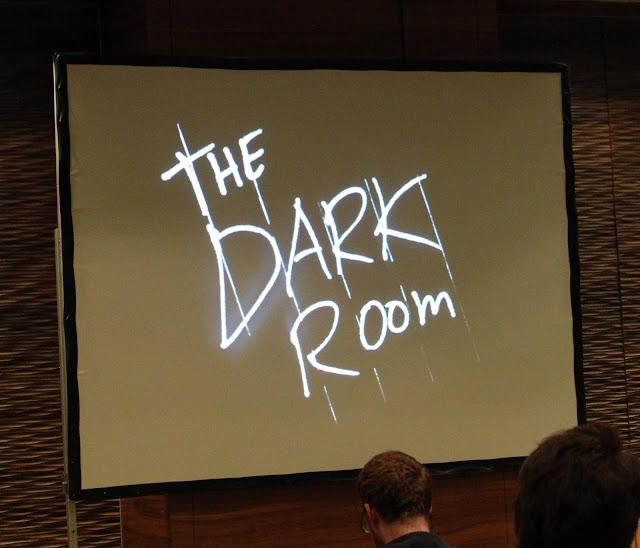The Dark Room - John Robertson