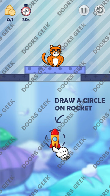 Hello Cats Level 11 Solution, Cheats, Walkthrough 3 Stars for Android and iOS