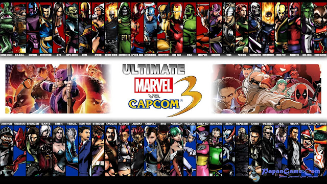 Spesifikasi Game Ultimate Marvel vs. Capcom 3 Untuk PC