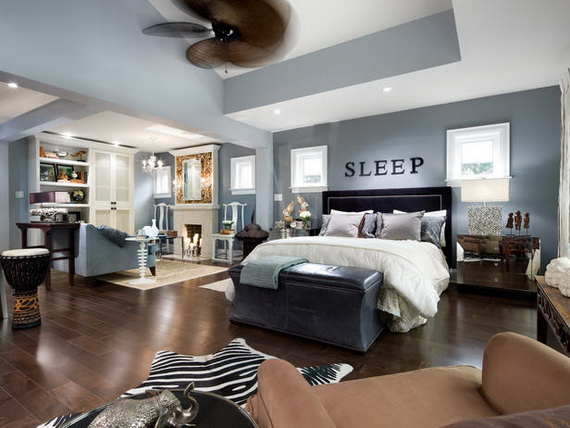 30+ Master Bedroom Designs