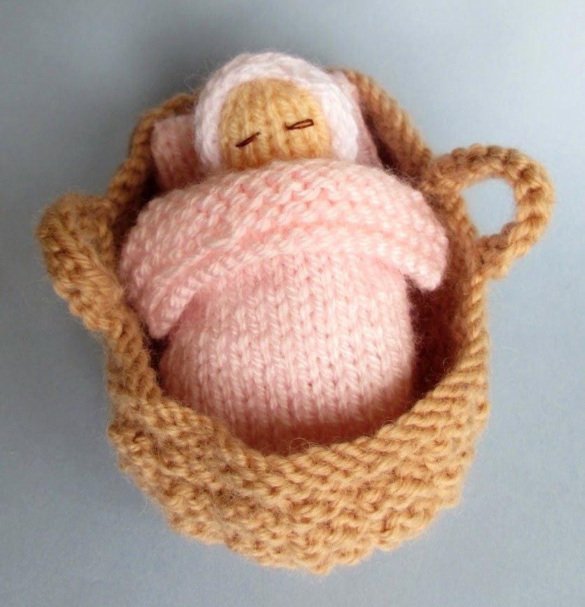 Flutterby Patch Free Pattern Baby In A Basket Crib