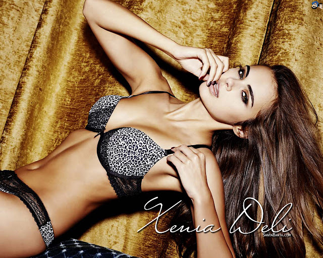 Xenia Deli Sexy Wallpapers
