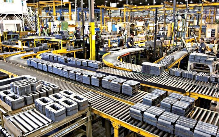 Producción Industrial (Mecánica)