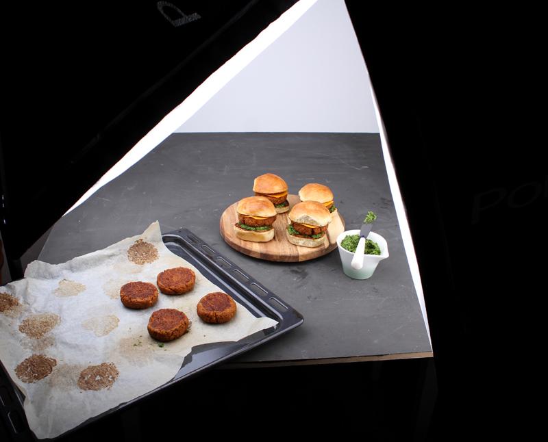Veganmisjonens Burgerbok 50 Kjøttfrie Burgere Veganske Middagskaker Veganburger Kokebok Cappelen Damm