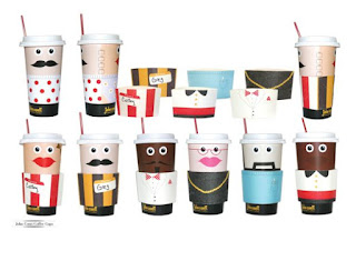 Paper Cup Dress Your Cup