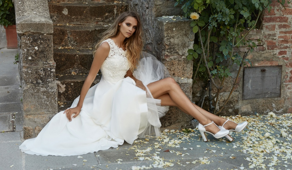 chaussures mariage ivoire confortable 201