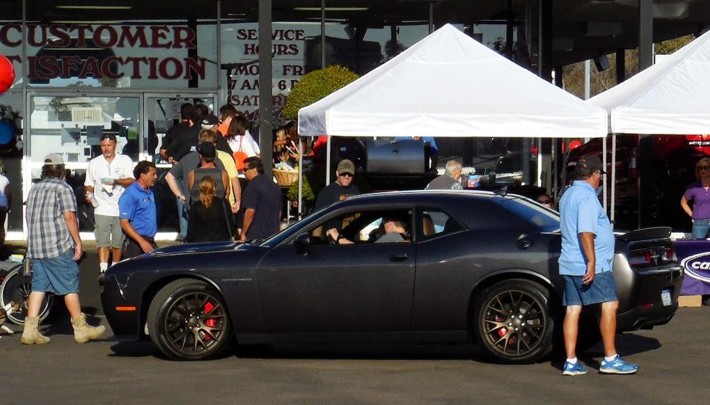 Carl Burger Dodge San Diego >> Old And Unique Cars Carl Burger Dodge The Biggest San