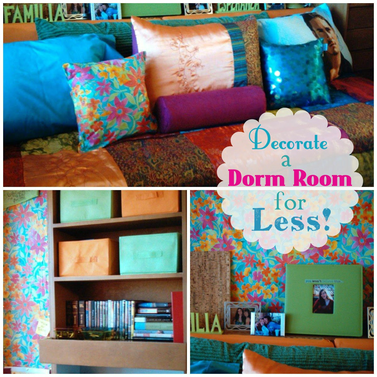 Dorm room for less