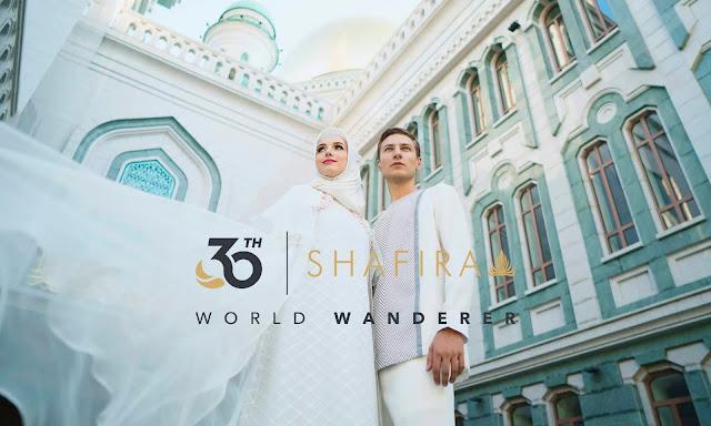 world wanderer representasi 30 tahun perjalanan shafira