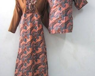 model baju atasan batik terbaru