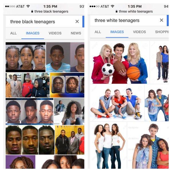 Acusan a Google de racismo