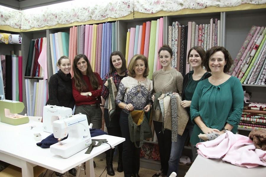 Clases de costura madrid. Aprender a coser