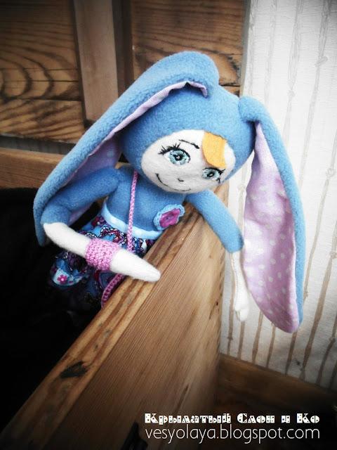 fabric dolls, текстильная кукла, органайзер для девочек