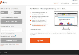 Sito PDF to Word Free