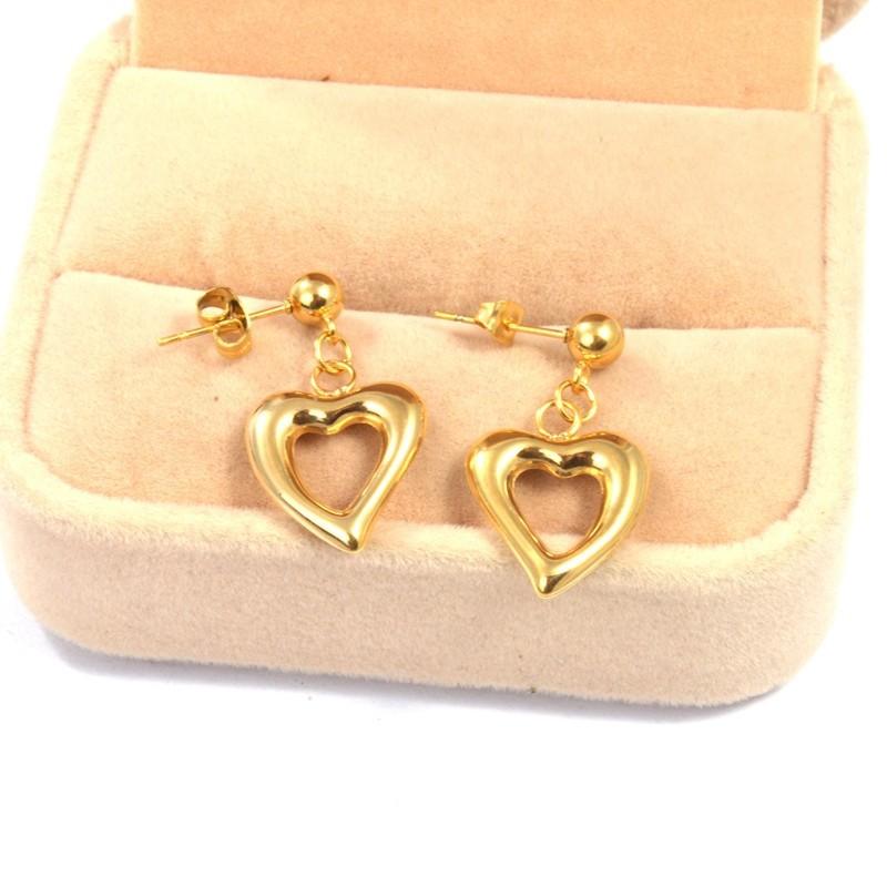 Latest Gold Earring Jewelry ~ All Fashion Tipz | Latest Pakistani ...