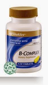 B Complex Untuk Ibu Bersalin
